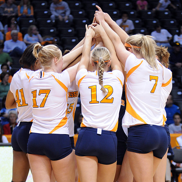Lady Vols - UTAD Photo