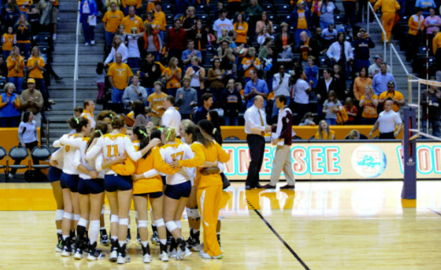 Lady Vols vs. Mississippi State 11.6.11 by Wade Rackley/UTADPHOTO