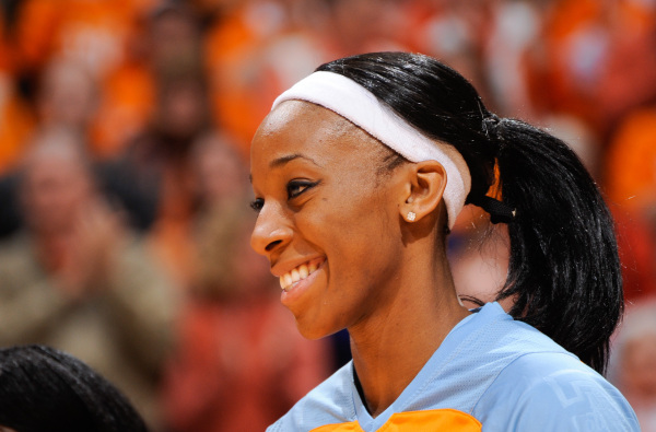 Glory Johnson (25) photo by Wade Rackley:UTADPHOTO