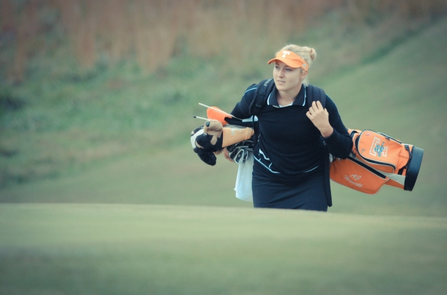 Knoxville, TN - University of Tennessee Lady Vols Golf